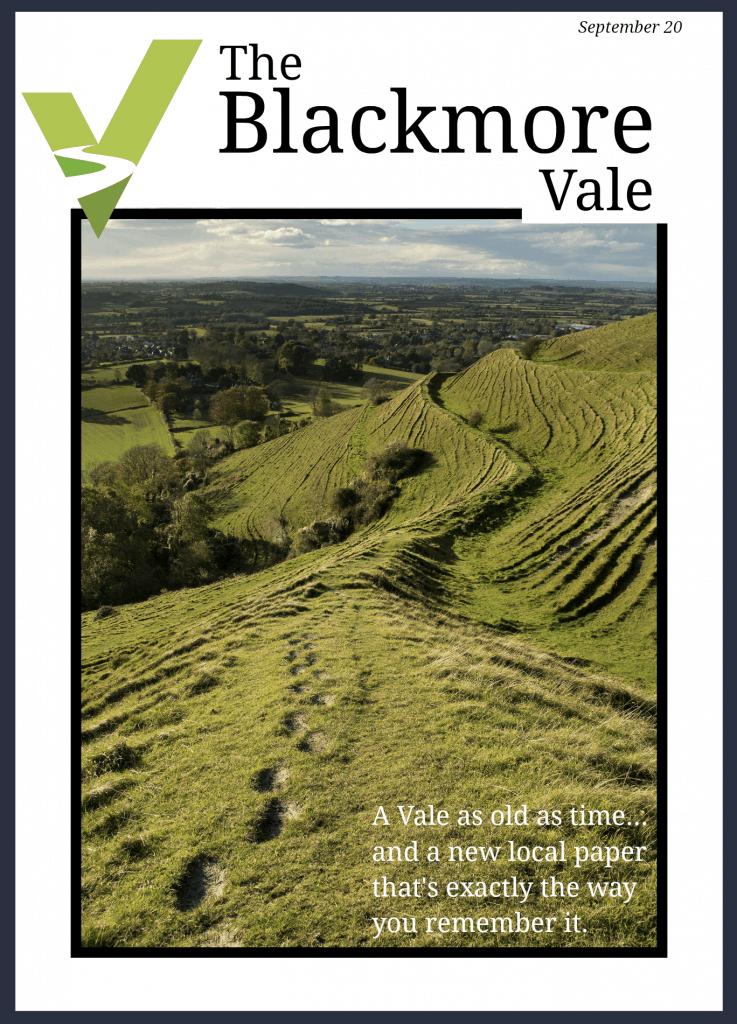 blackmore vale magazine cover