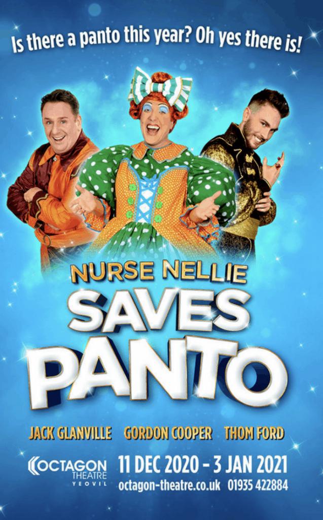 Nurse Nellie Saves Panto