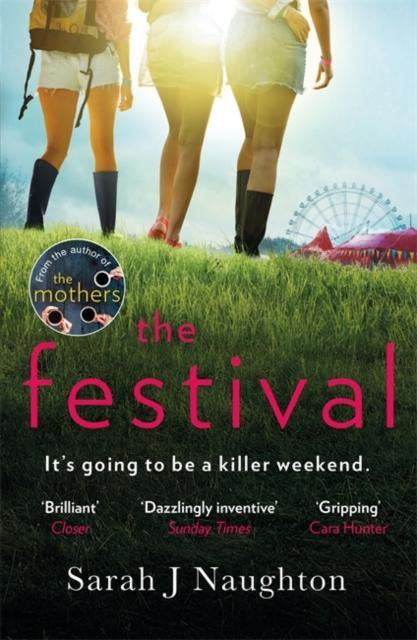 Sarah J. Naughton's The Festival