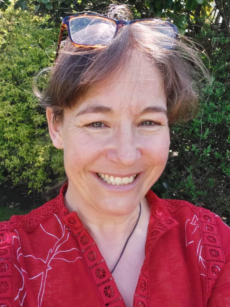 Laura Hitchcock editor of the digital Blackmore Vale magazine